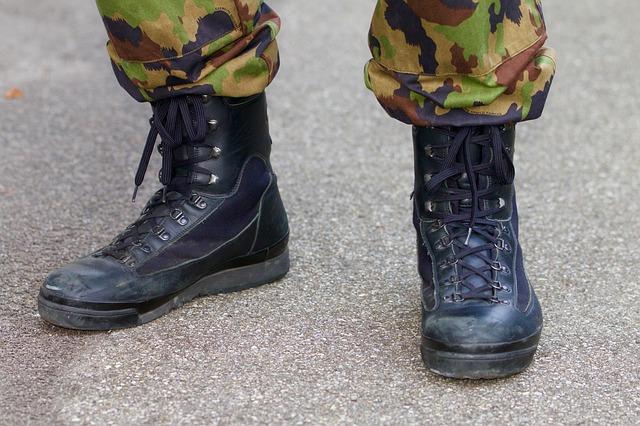 Chaussures d'airsoft : le point de vue tactique