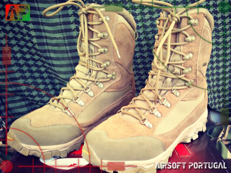 Revue: Viper Tactical Elite 5 Boots