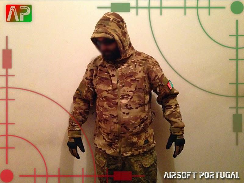 Revue: Helikon-Tex Patriot Heavy Fleece Jacket