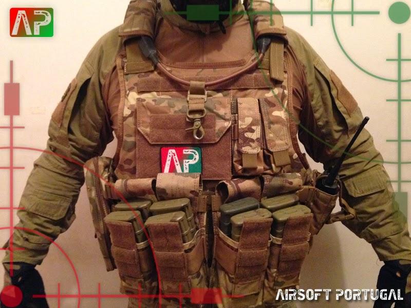 Revue: Strike Systems (ASG) MOLLE Full-Set Vest
