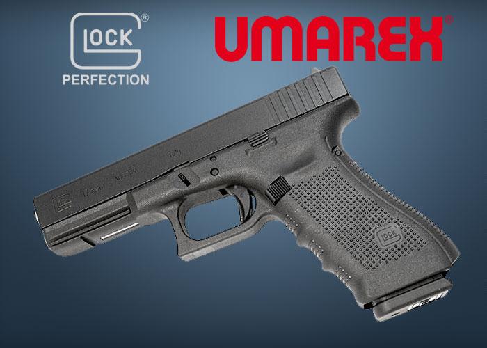 Umarex obtient la licence mondiale Glock