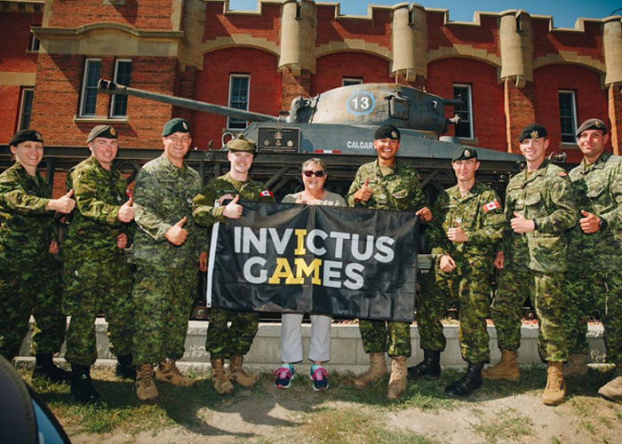 The Invictus Games 2017 commence aujourd'hui à Toronto