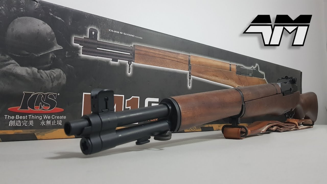 ICS M1 GARAND / Unboxing & Review / Call Of Duty WW2