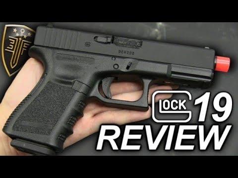 Airsoft Review de The Elite Force Glock 19 de VFC – Pistolet Airsoft à 170 $