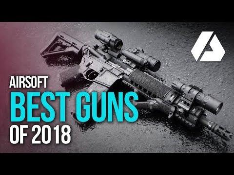 Les meilleures répliques d'airsoft de l'année   Avis Airsoft en espagnol