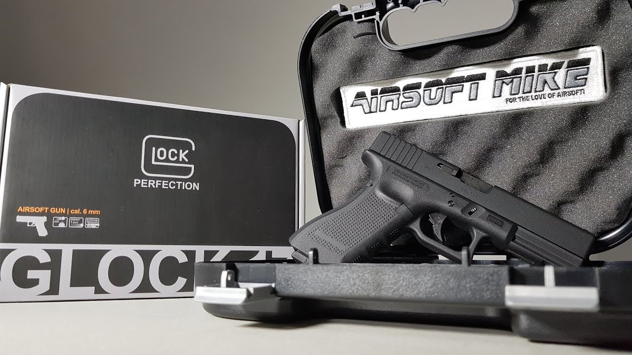 UMAREX GLOCK 17 / Elite Force sous licence officielle Airsoft Glock 17 / Unboxing / Review / VFC