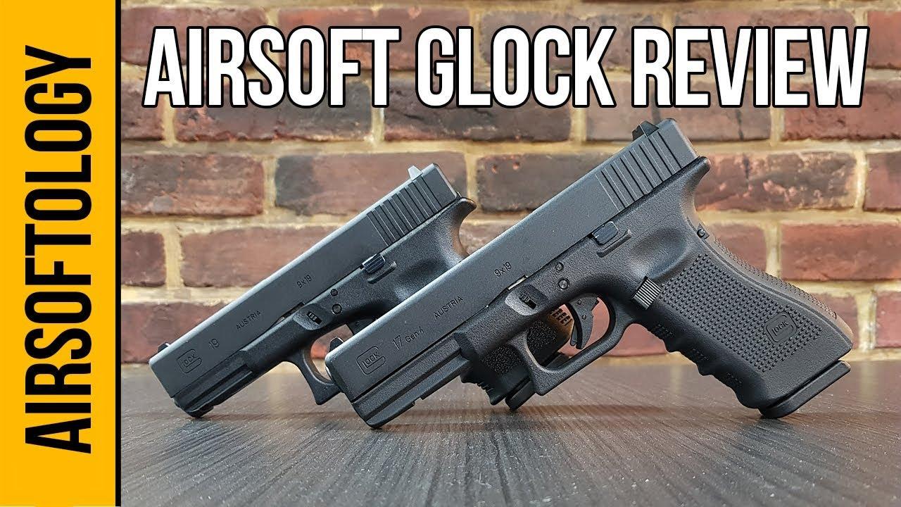 Les Airsoft Glock 19 et 17 Gen 4 sont ICI!   Revue Airsoftology