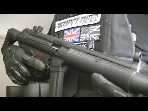 CYMA CM049 SD6 MP5 / AIRSOFT MP5 / CM049SD6 MP5 / Révision unboxing