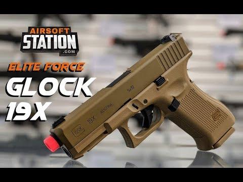 Elite Force Glock 19x – C'est enfin là! – Revue de la station Airsoft