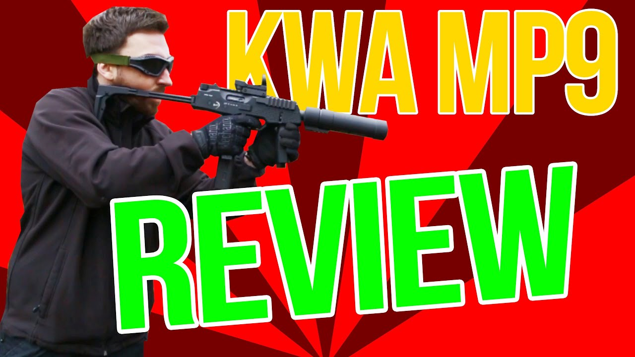 POUR MP9 Review | Georaga Airsoft