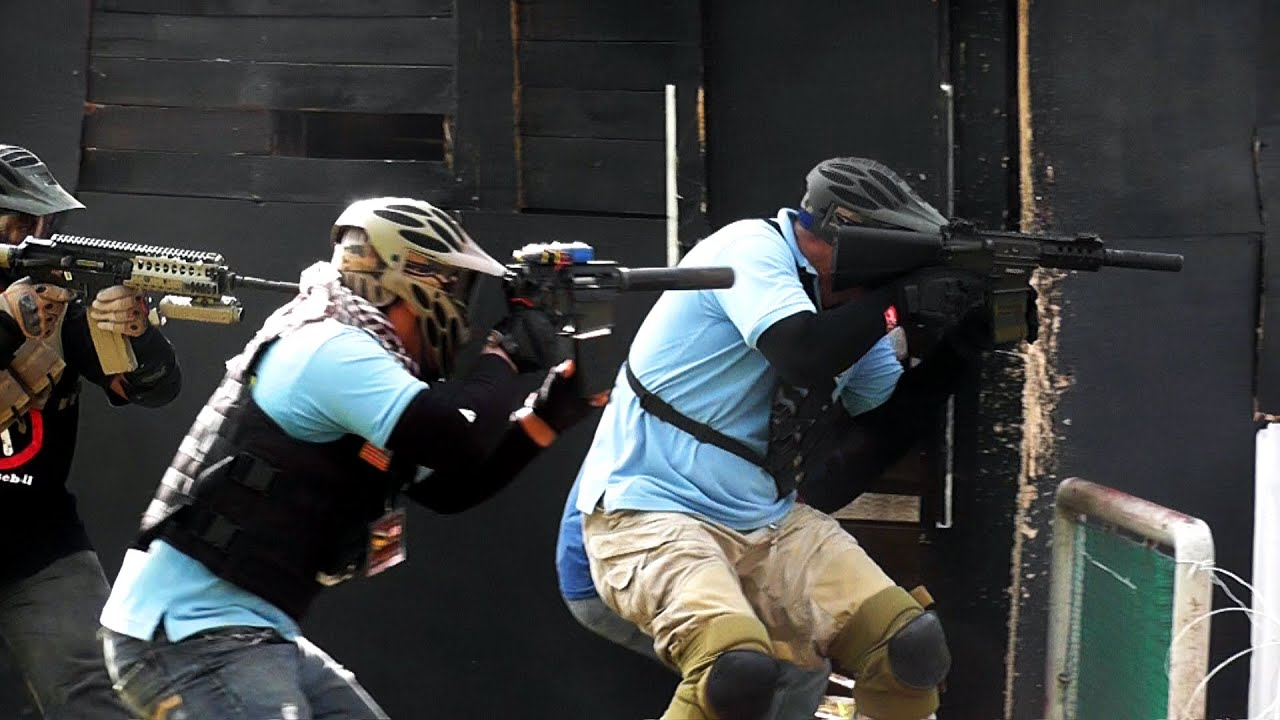 Airsoft Match: ARMADA vs KILABOT dans Airsoft Tournament Eagles Eye