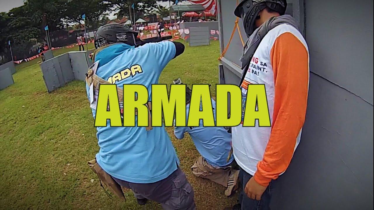 Airsoft Match Armada vs ATU dans Eagles Eye 3