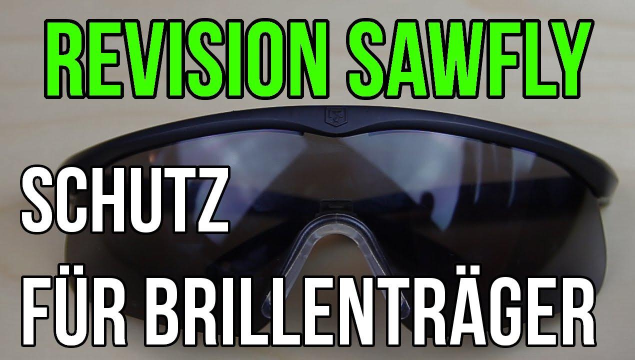 Lunettes Airsoft pour porteurs de lunettes – Revision Sawfly Review – Lunettes Airsoft GSPAirsoft
