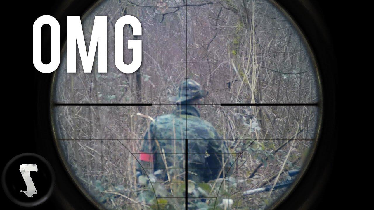 Le fusil de précision Sniper Airsoft? – Novritsch SSG24 Gameplay / Révision