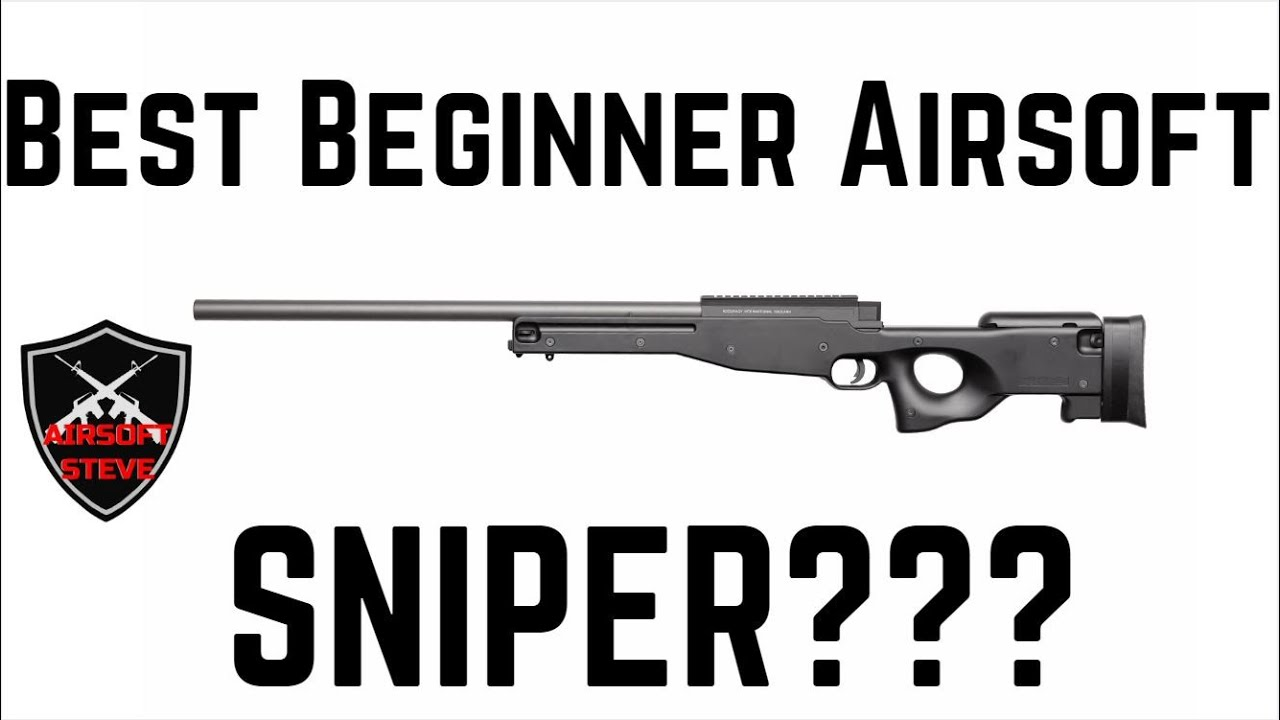 ASG AW .308 Airsoft Sniper Review [HD]