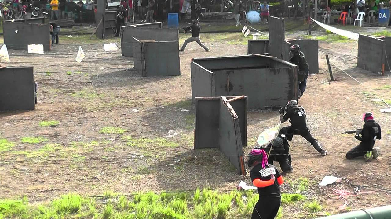 Airsoft Match RAM / FOL vs DEEP RECON dans Dooms Day 2