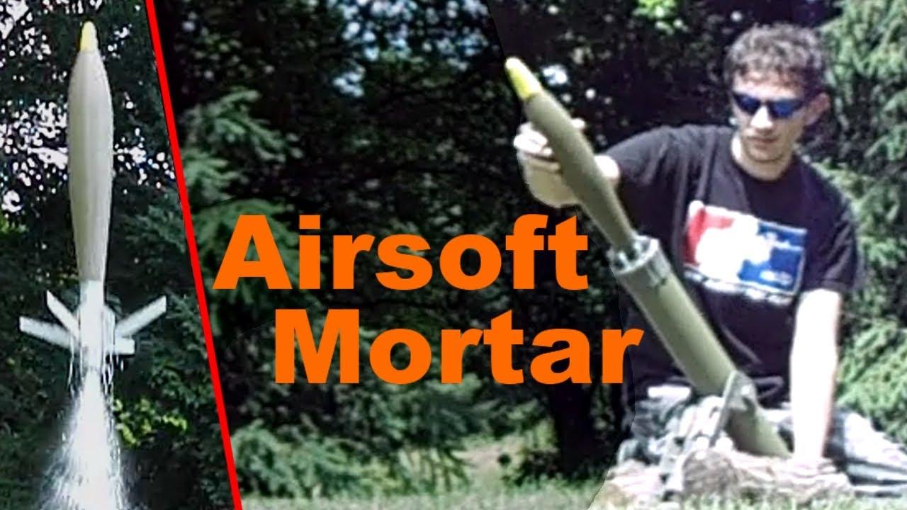 "Hakkotsu ""Hades Arrow"" Revue de mortier Airsoft et mise à feu"