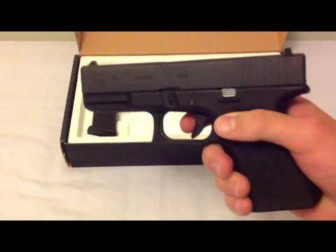 WE Airsoft Glock 19 Révision de Blowback de Gaz / Test Fire