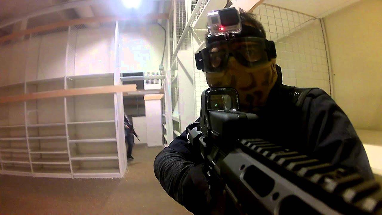 Match Airsoft – Battlefield Live, Calgary, le 27 février