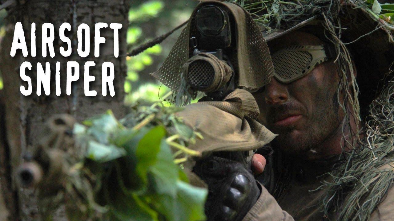 Sniper airsoft génial – snipe-o-rama