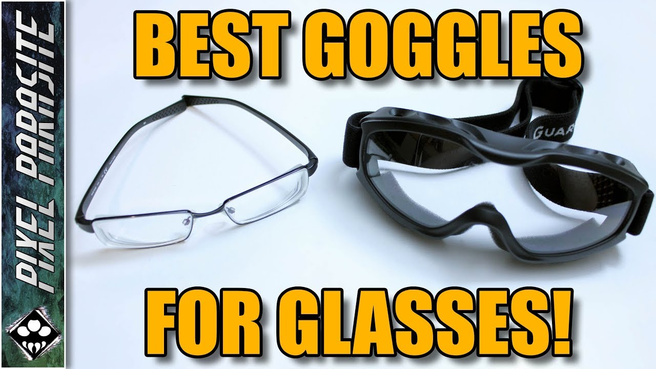 Le MEILLEUR Airsoft Goggles For Glasses – [Guard-Dogs Evader 2 Review]