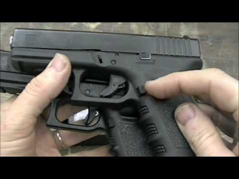 Le pistolet Glock 17 Airsoft Review 1 sur 2