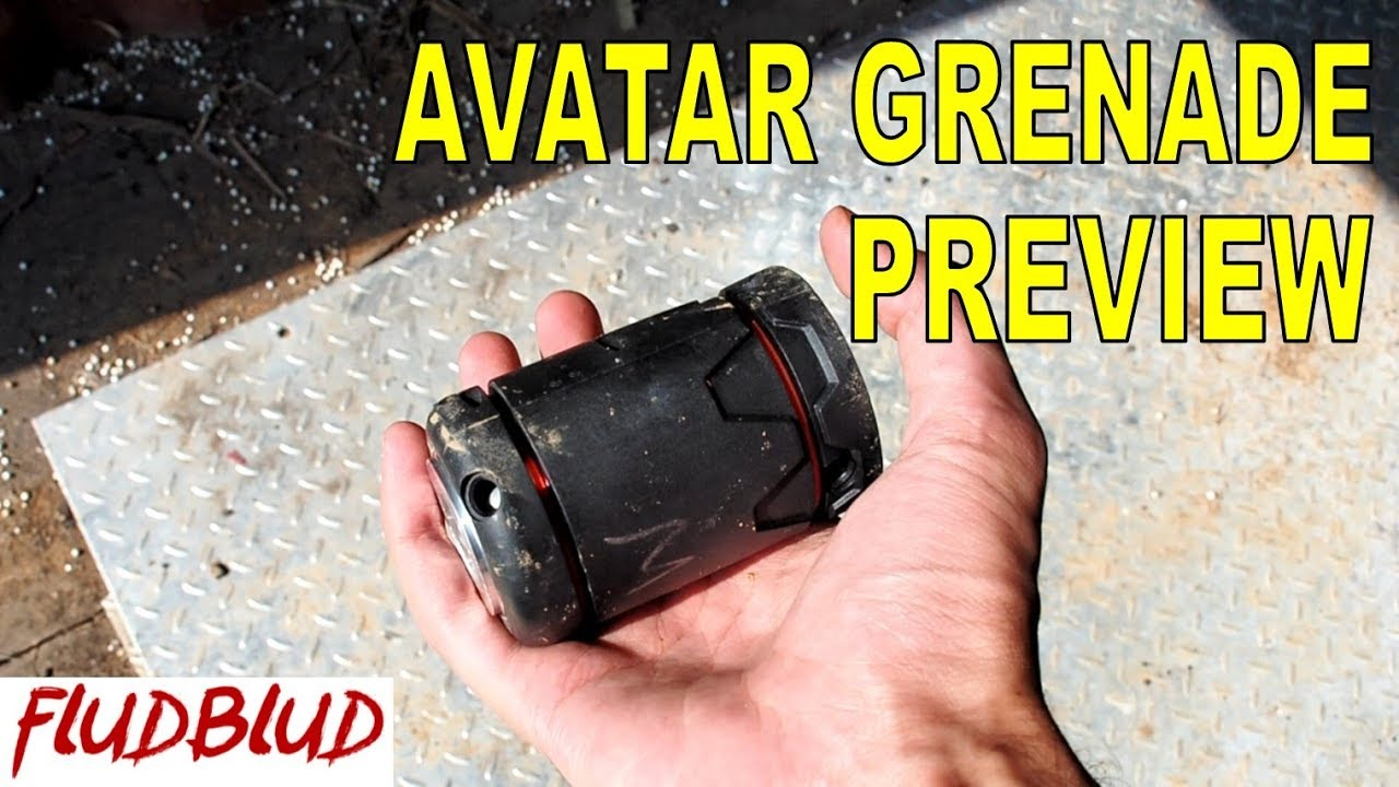 Airsoft Avatar Grenade Review