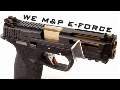 WE M & P E Revue de la force | Georaga Airsoft