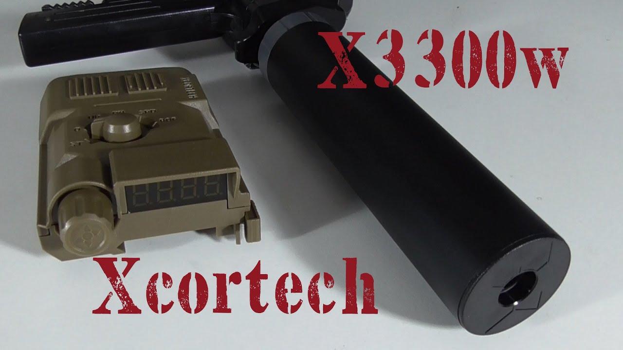 AIRSOFT   REVIEW   À confirmer   Xcortech X3300w Chronograph (FRANÇAIS SUBS)