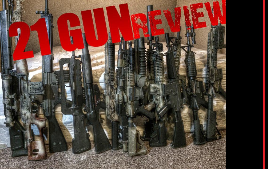 21 Gun Review – Airsoft Arsenal
