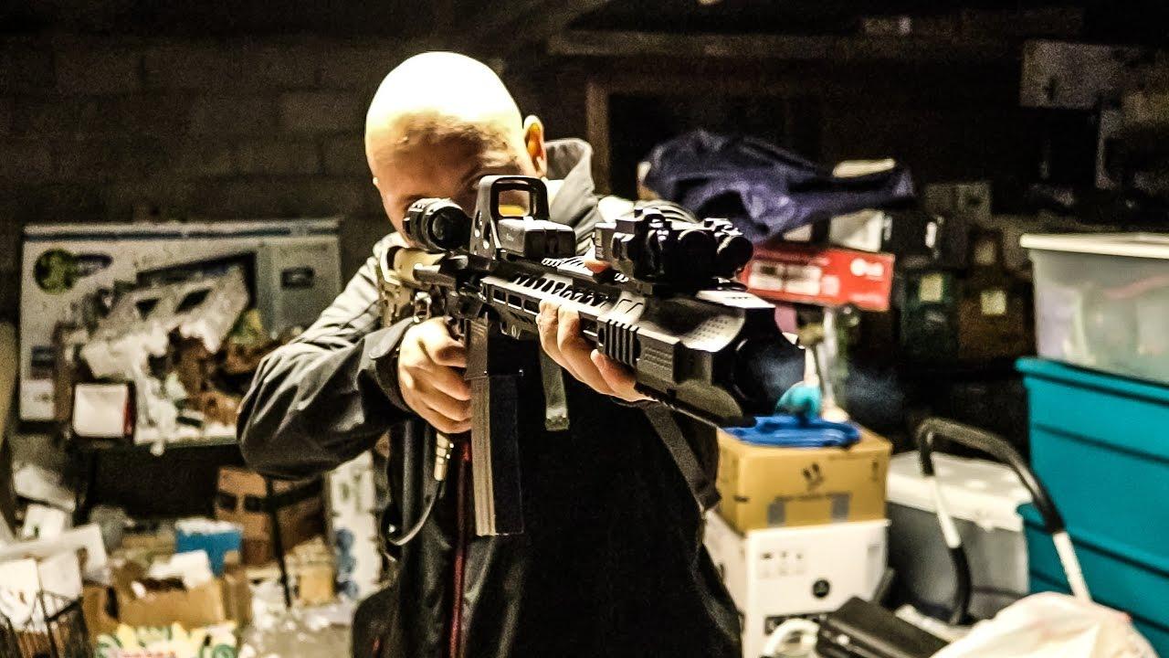 Tippmann M4 Carbine Gaz Blowback Revue Airsoft