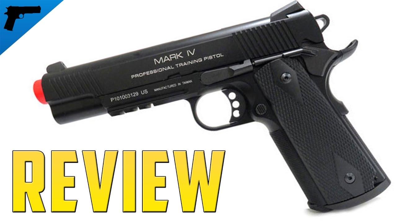 KWA M1911 MARK IV | REVUE AIRSOFT PISTOL