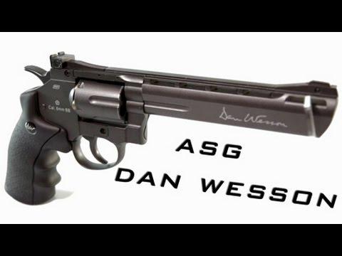 "ASG Dan Wesson Revolver 6 ""- Essai | Georaga Airsoft"