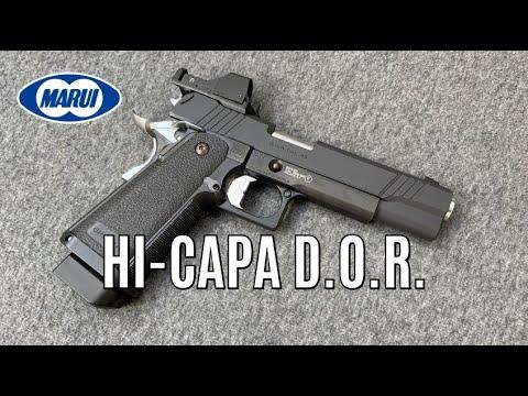 Test TM Hi-CAPA D.O.R GBB Review 4k / UHD