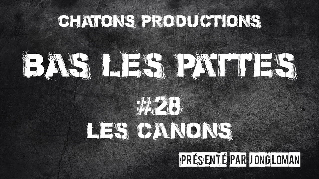 AIRSOFT   REVIEW   TBC   BAS LES PATTES #28   Les canons ( ENGLISH SUBS )