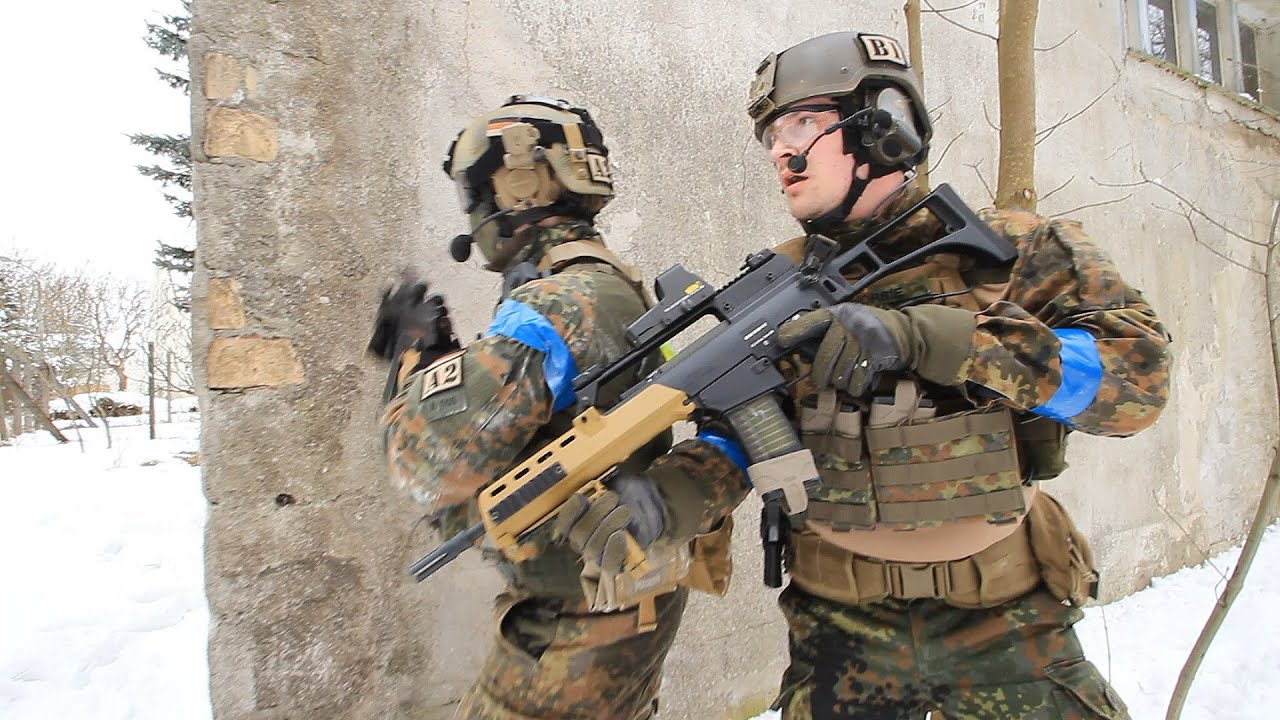 ALLEMAND AIRSOFT GAME 2013