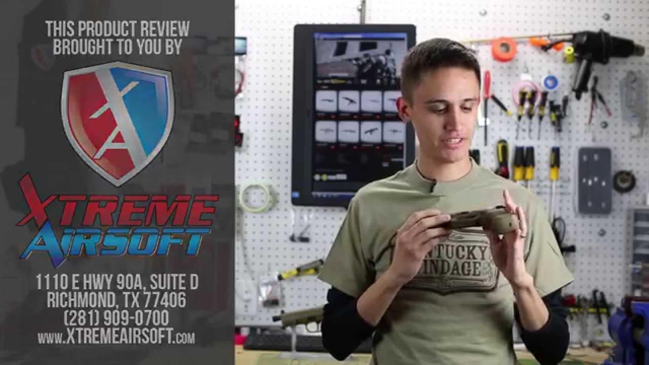 FN HERSTAL FNX-45 – REVUE D'ARTICLE GUN SUR AIRSOFT – XTREME AIRSOFT
