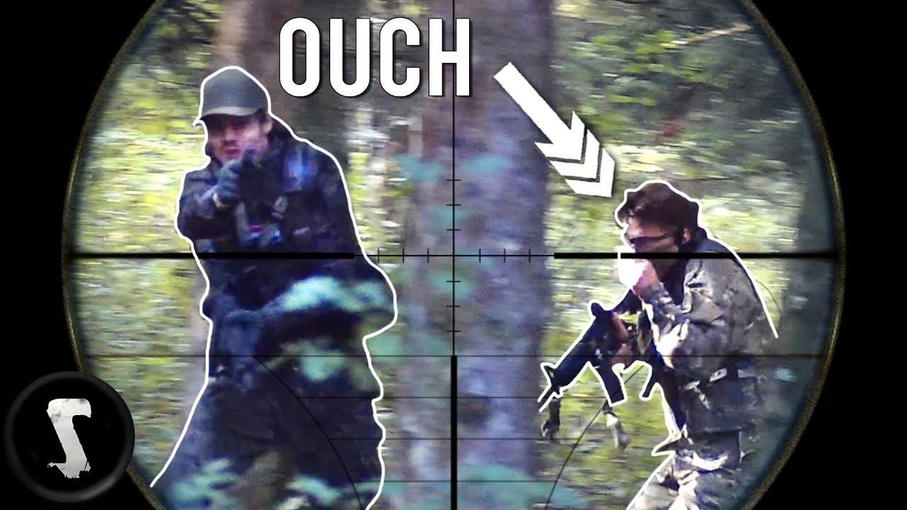 Qu'est-ce que 1152+ heures de Airsoft Sniper Playtime Looks …