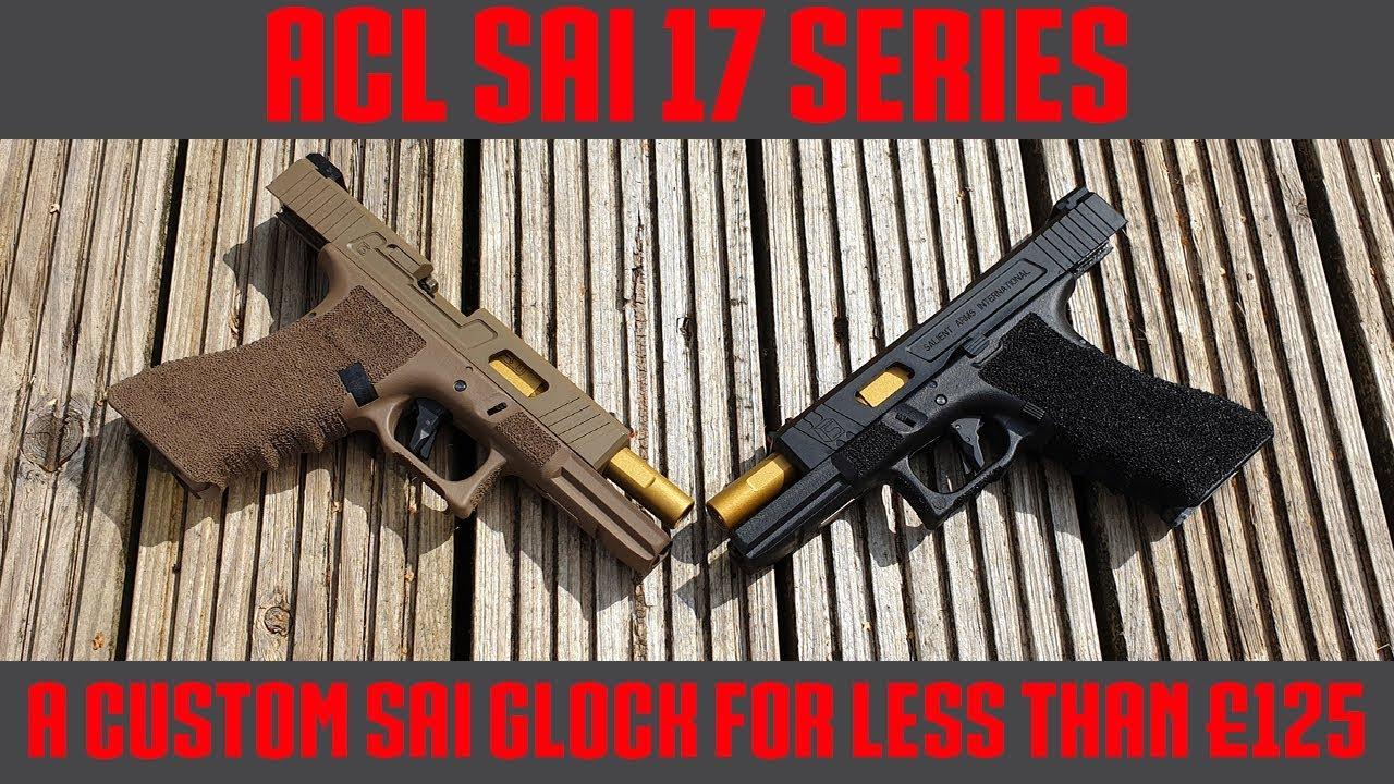 Pistolet à gaz sur mesure ACL SAI 17 – Bringing It Home Ep. 55