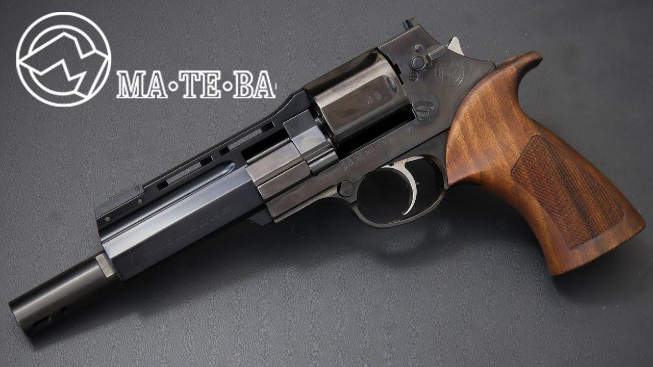 Test 4K: revolver semi-automatique Mateba 6 Unica