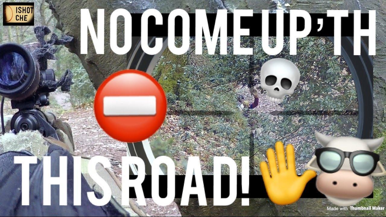 Airsoft Sniper Road-Block | vidéo pov médiocre edit