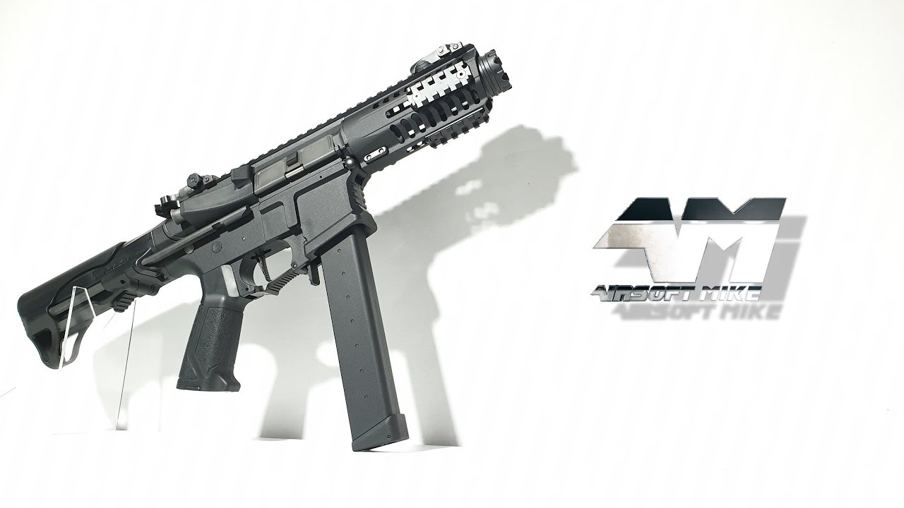 Revue G & G ARP9 / Airsoft Unboxing