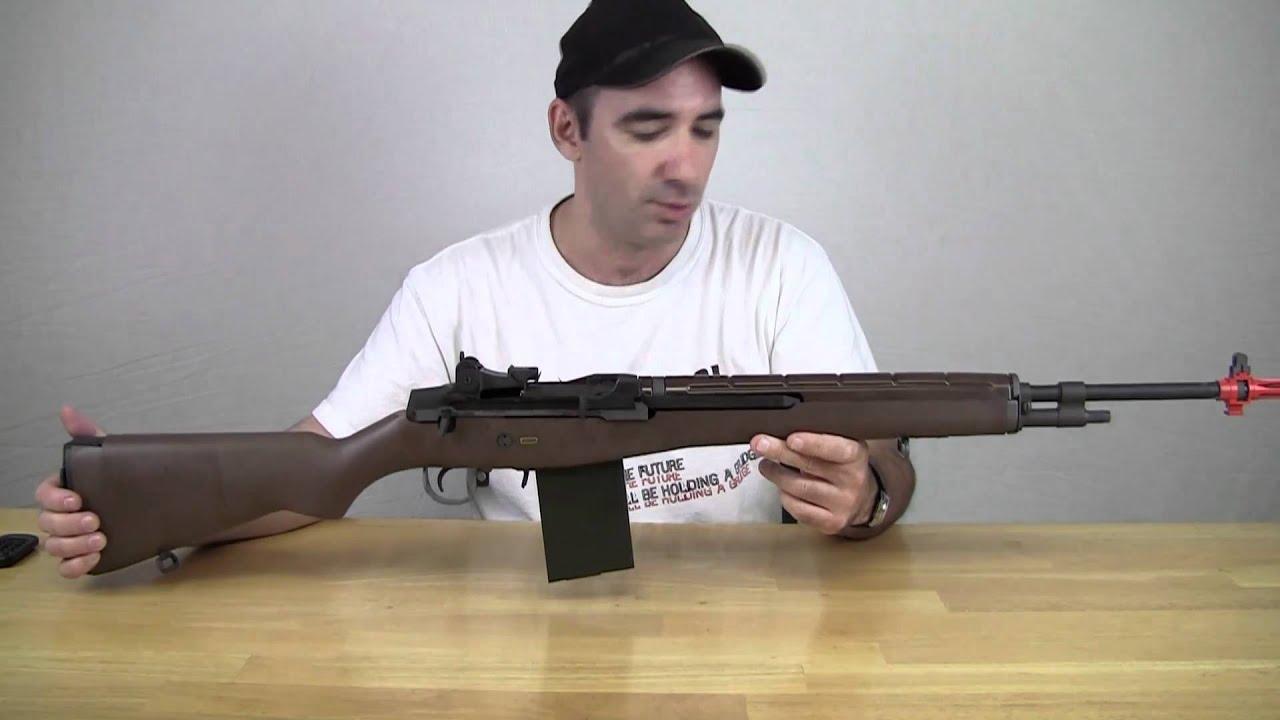 Revue Airsoft WE M14 GBB Rifle – Prenez-en 2!