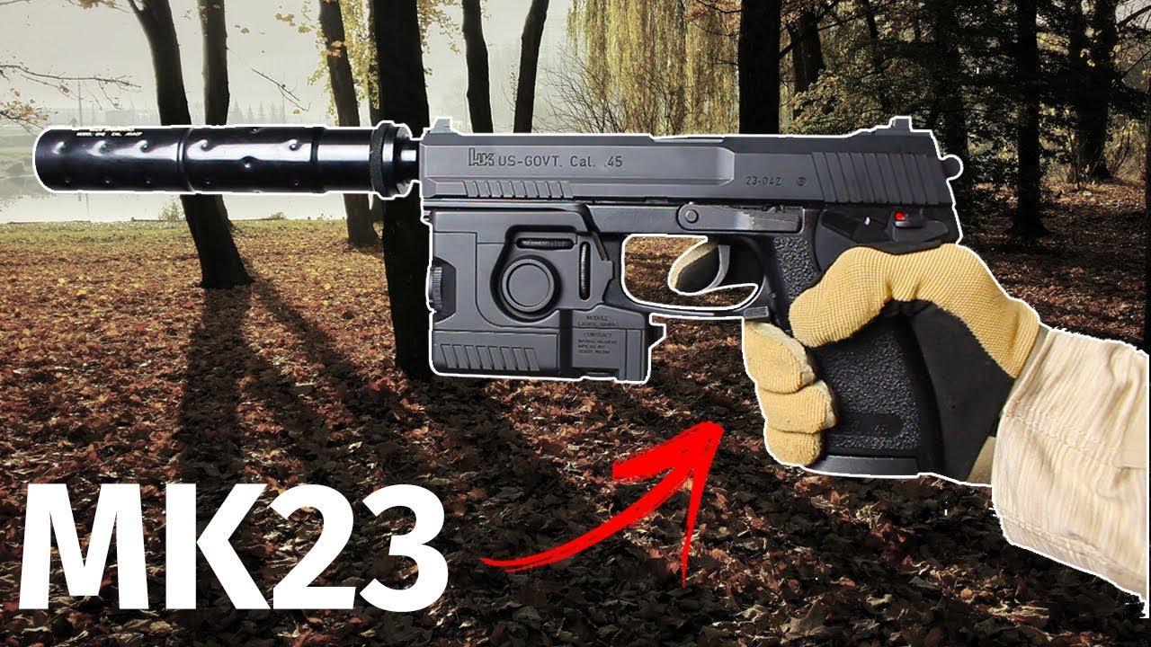 AIRSOFT SOCOM GUN MK23 TOKYO MARUI – REVUE