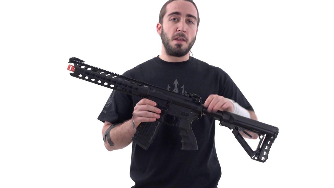 Série G & G Predator – Test AEG Airsoft M4