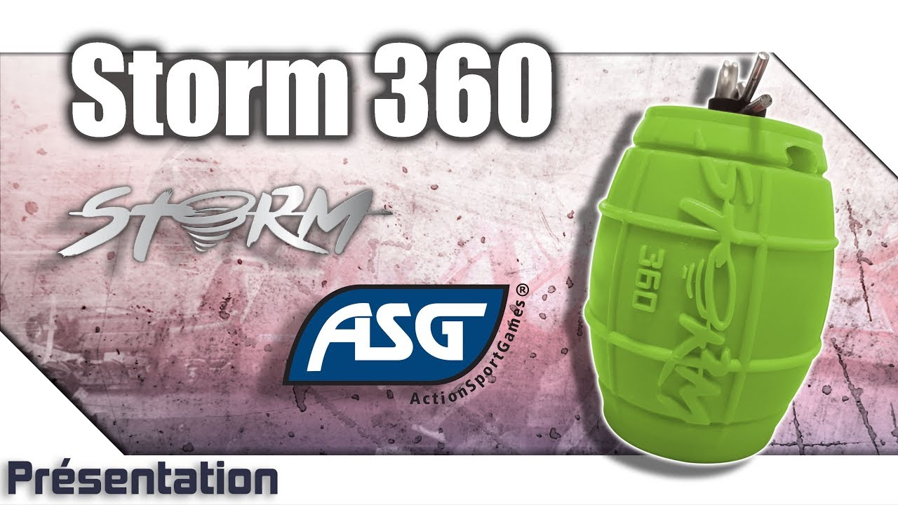 [Storm 360 – Storm Airsoft/ASG] Présentation | Review | Airsoft FR – EN subs