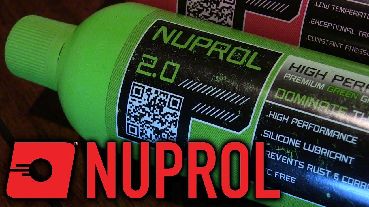 Nuprol Gas – J'aime ce produit! – Revue Airsoft