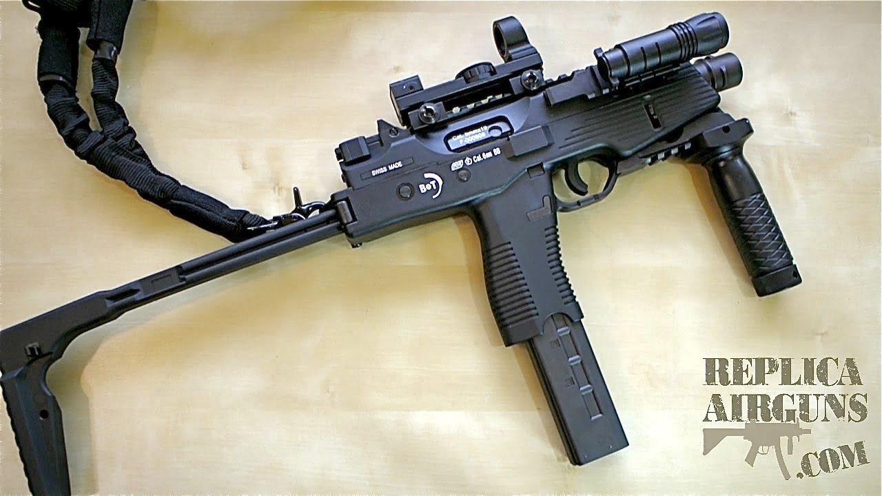 Examen du pistolet à air comprimé Airsoft ASG-KWA MP9 A3 GBB