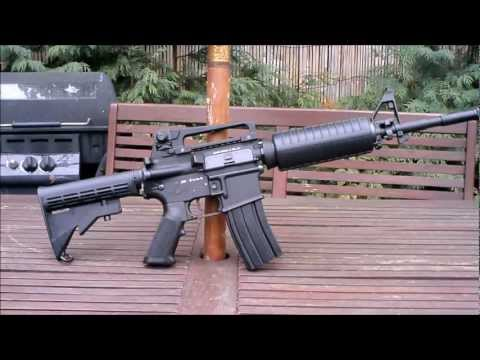 POUR M4A1 Airsoft Review