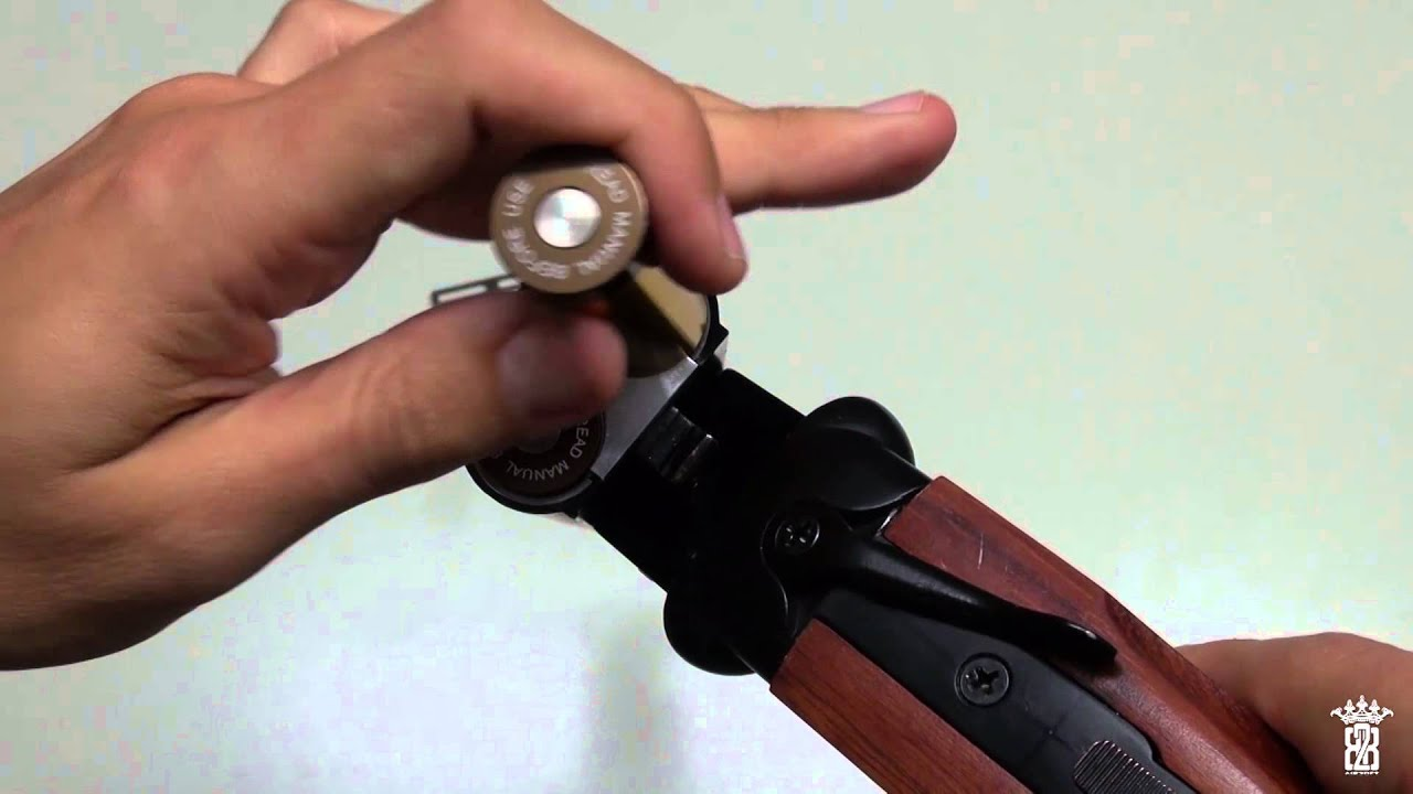 * Revue Airsoft * KJW / Haw San Mad Max: fusil à pompe Madbull Shell | Allemand allemand